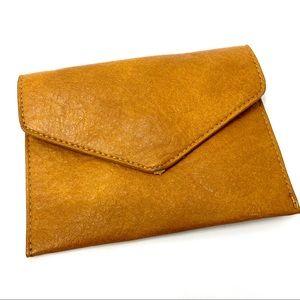 Antik Kraft vegan leather envelope pouch